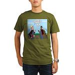 Turkey Farmer Organic Men's T-Shirt (dark)