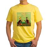 Turkey Farmer Yellow T-Shirt