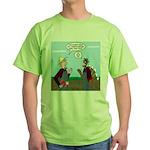 Turkey Farmer Green T-Shirt