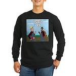 Turkey Farmer Long Sleeve Dark T-Shirt