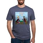Turkey Farmer Mens Tri-blend T-Shirt