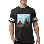 Turkey Farmer Mens Football Shirt