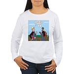 Turkey Farmer Women's Long Sleeve T-Shirt