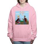 Turkey Farmer Women's Hooded Sweatshirt
