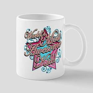 Worlds Most Awesome Kid Mug