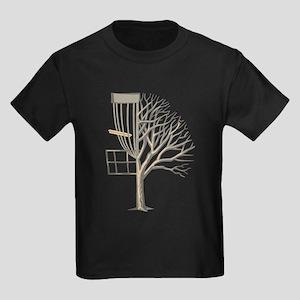 Macomb Disc Golf Kids Dark T-Shirt