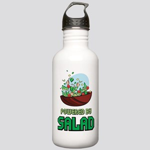 Powered By Salad Stainless Water Bottle 1.0L