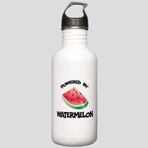 Powered By Watermelon Stainless Water Bottle 1.0L