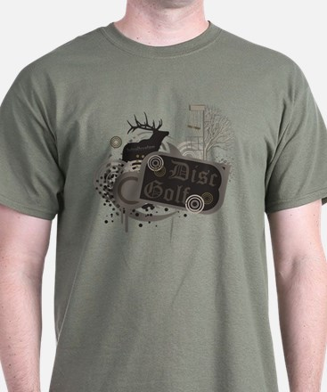 Oakland Disc Golf T-Shirt