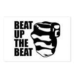 Beat Up The Beat Postcards (Package of 8)