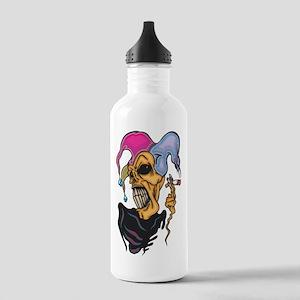 Smoking Joker Stainless Water Bottle 1.0L