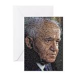 David Ben-Gurion Greeting Card