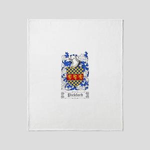 Pickford Throw Blanket