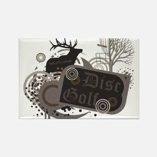 'Oakland' Rectangle Magnet