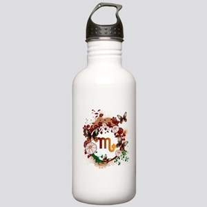 Psychedelic Scorpio Stainless Water Bottle 1.0L