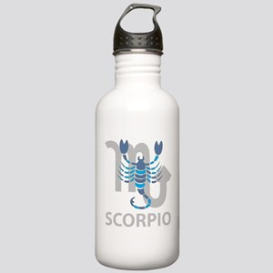 Scorpio Stainless Water Bottle 1.0L