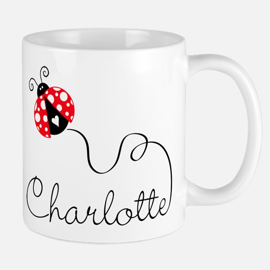 Ladybug Charlotte Mug