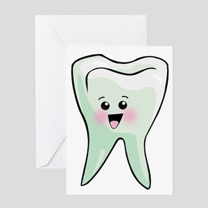 Dental Hygienist Birthday Greeting Cards