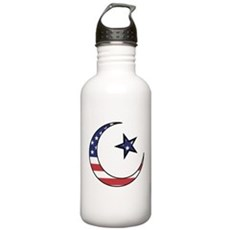 American Muslim Stainless Water Bottle 1.0L