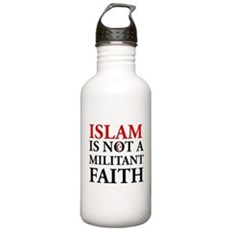 Muslim Stainless Water Bottle 1.0L