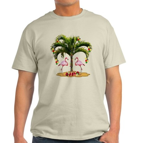 Tropical Holiday Light T-Shirt