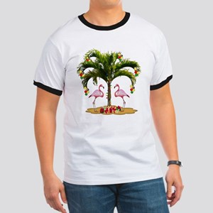 Tropical Holiday Ringer T
