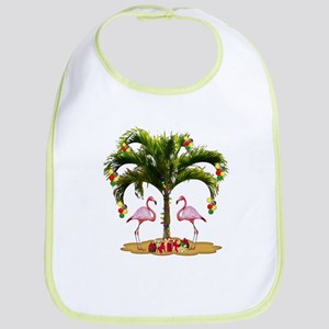 Tropical Holiday Bib