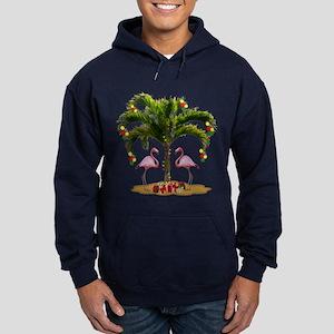Tropical Holiday Hoodie (dark)