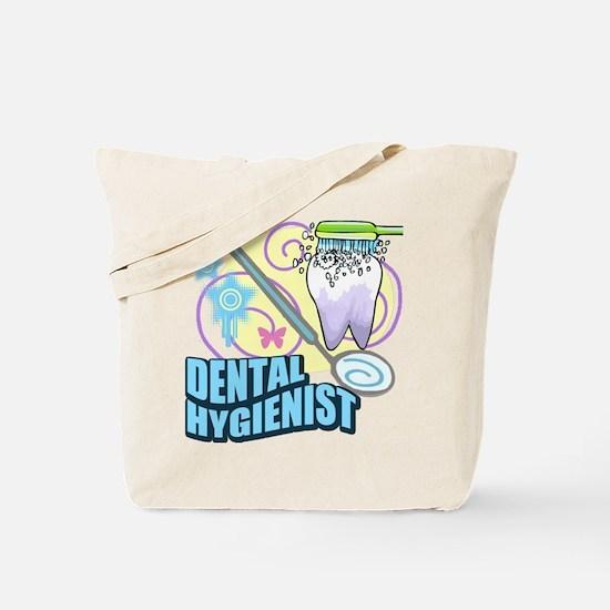 Dental Hygienists Tote Bag