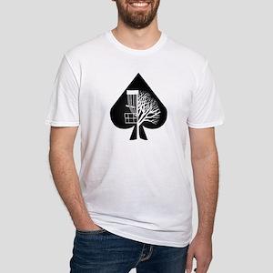 Wayne Disc Golf Fitted T-Shirt
