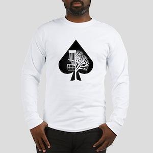 Wayne Disc Golf Long Sleeve T-Shirt