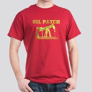 Oil Patch Pump Jack Dark T-Shirt,Oil,Gas,Gift