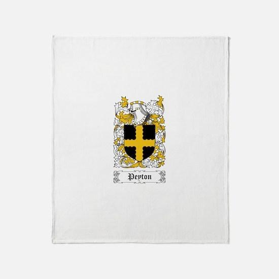 Peyton Throw Blanket