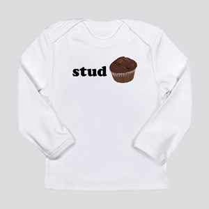 Stud Muffin Long Sleeve Infant T-Shirt