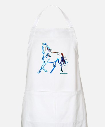 Horse of Many Colors Apron
