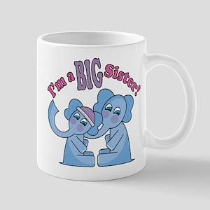 Big Sister Elephant Mug