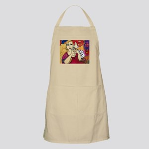 Toot Your Own Horn Apron