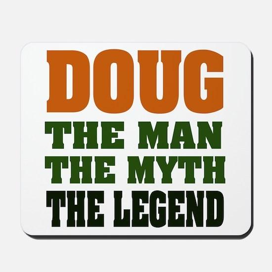 DOUG - The Legend Mousepad