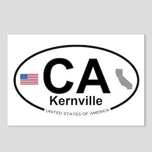Kernville Postcards (Package of 8)