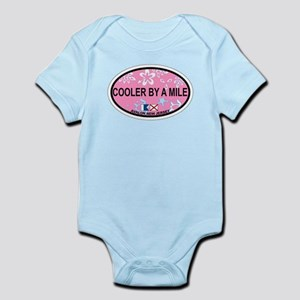 Avalon NJ - Oval Design Infant Bodysuit