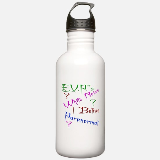 Unique Peoples voice Water Bottle