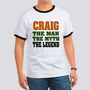 CRAIG - The Legend Ringer T