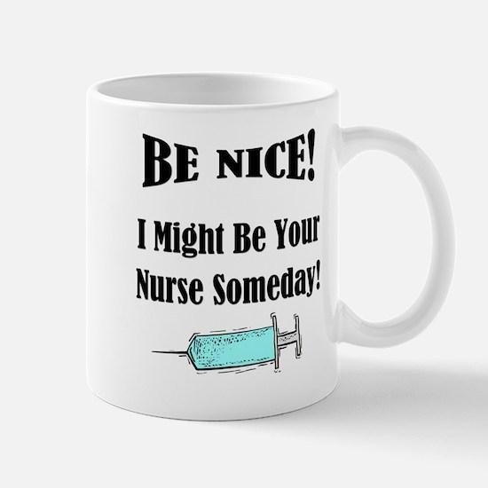 Funny Nurse Saying Mug