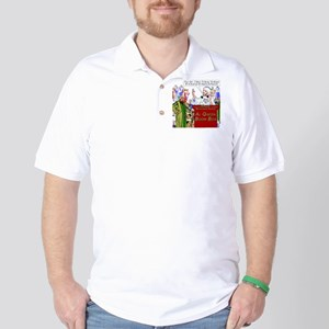 I Want To Dispel The Rumor Golf Shirt