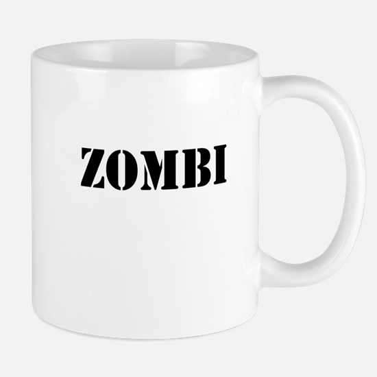 Zombi Mug