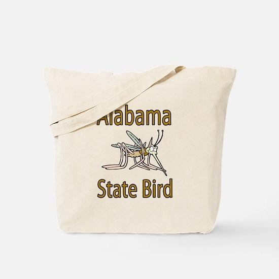 Alabama State Bird Tote Bag