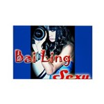 Bai Ling Rectangle Magnet (100 pack)