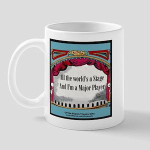 I'm a Major Player Mug