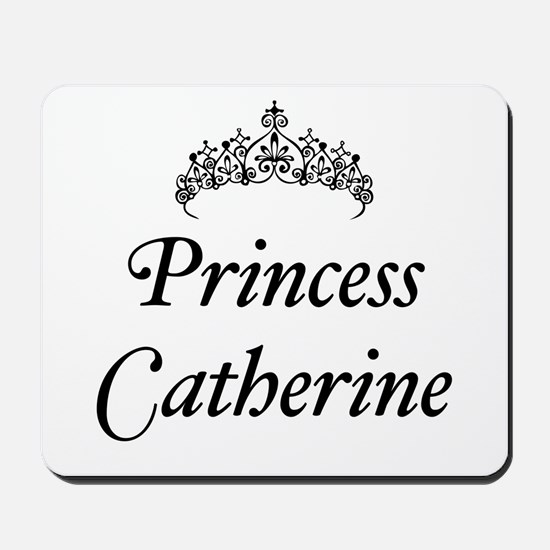 Princess Catherine Mousepad
