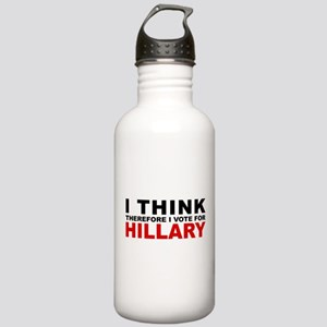 Vote For Hillary Stainless Water Bottle 1.0L